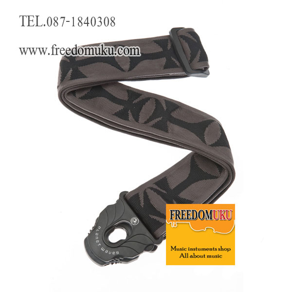 สายสะพาย Planet Waves Lock Strap 50PLF03 Cross