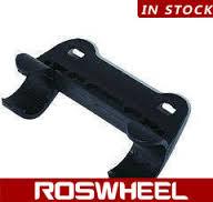ที่จับสูบติดเฟรม Roswheel Bicycle Set Road Pump Clip for Bike Bicycle Cycling Pump 33085