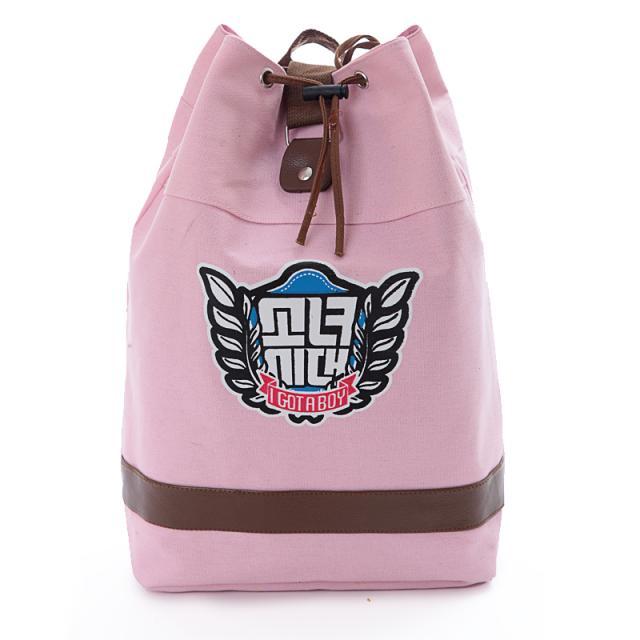 กระเป๋าเป้แบบผ้า SNSD
