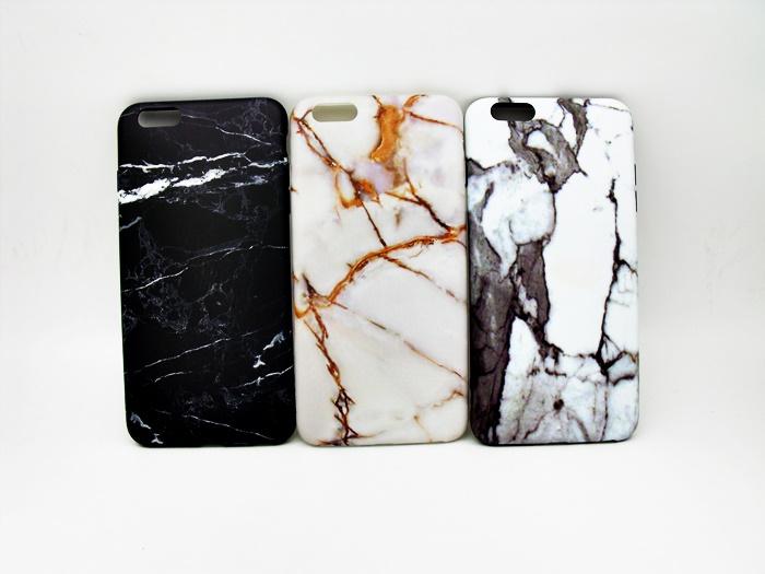 เคสไอโฟน7 4.7 นิ้วนิ่มลายหินอ่อนเนื้อด้าน