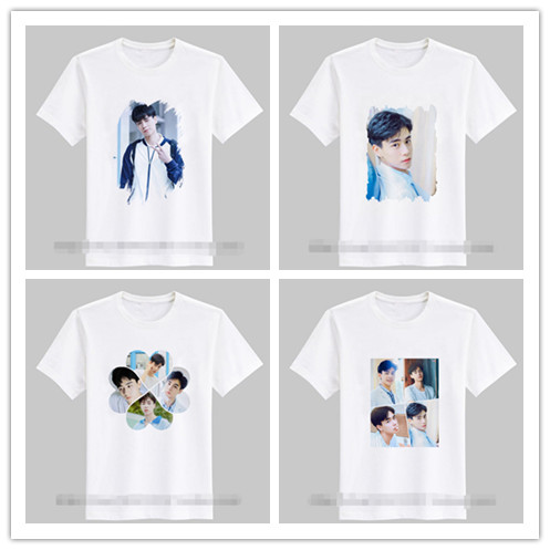 เสื้อยืด (T-Shirt) Hu Yi Tian