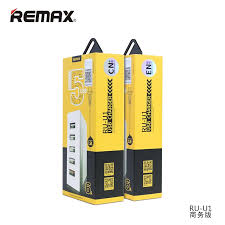 Original Remax Ming Series RU-U1 Portable USB Charger