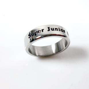 แหวน SUPER JUNIOR