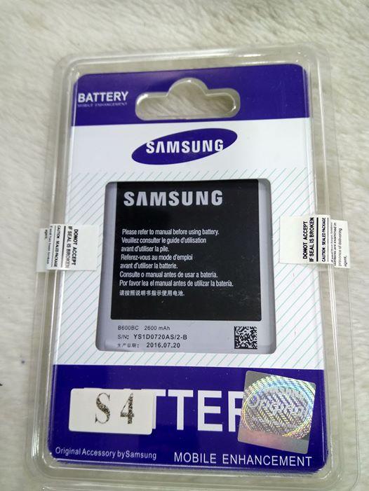 Samsung Battery แบตเตอรี่ Samsung Galaxy S4 (i9500) เกรดเอ
