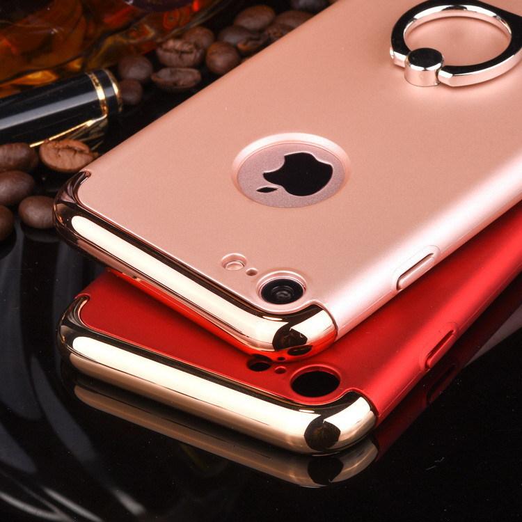 เคสประกบหัวท้ายติดแหวน ไอโฟน7 4.7 นิ้ว