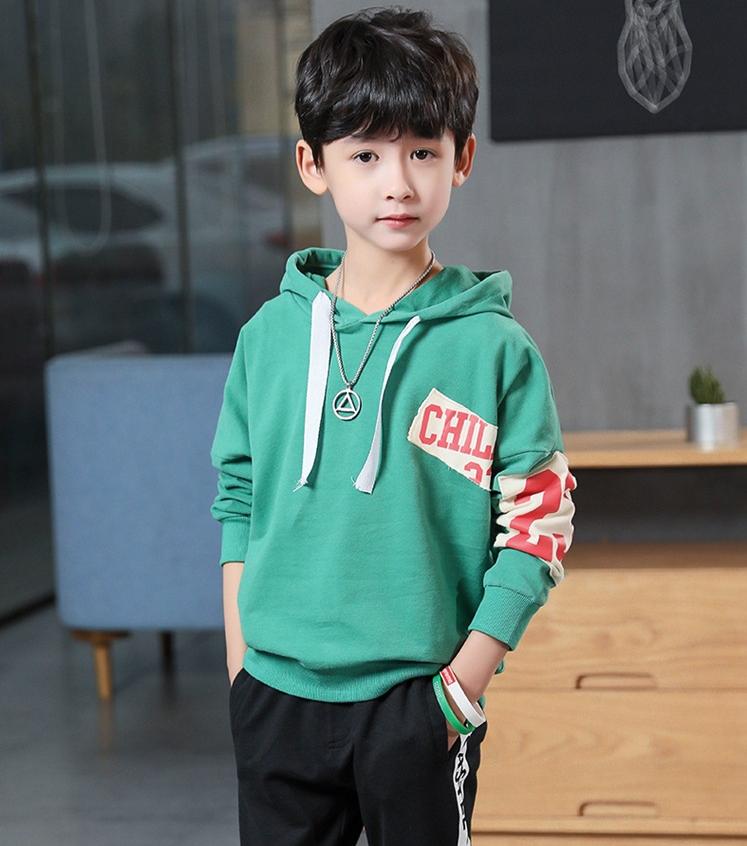 เสื้อคลุม สีเขียว แพ็ค 5 ชุด ไซส์ 120-130-140-150-160 (เลือกไซส์ได้)