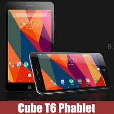 Cube T6C / 8GB (Black/White)