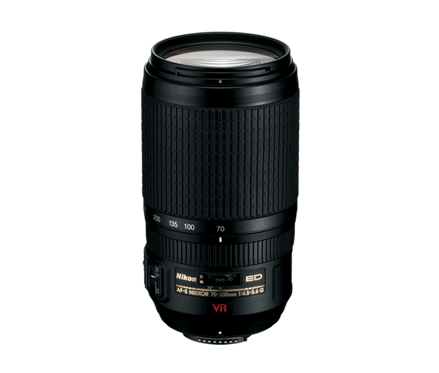 AF-S VR Zoom-Nikkor 70-300mm f/4.5-5.6G IF-ED