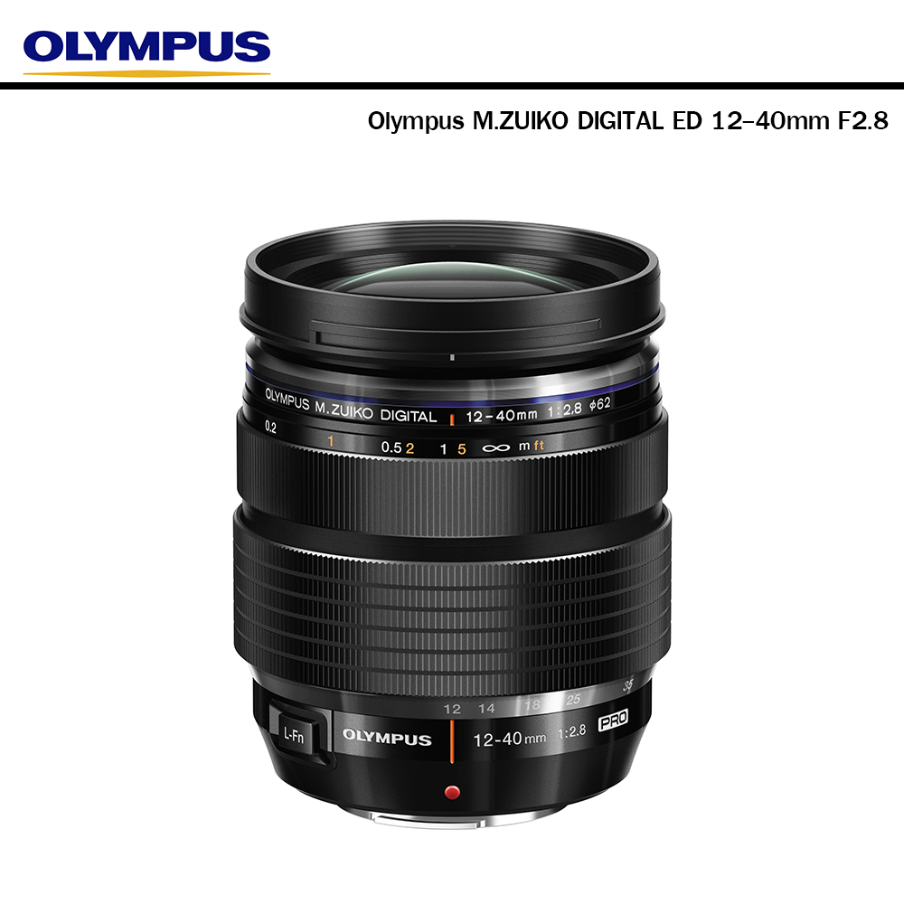 Olympus M.ZUIKO DIGITAL 12-40mm F2.8 PRO