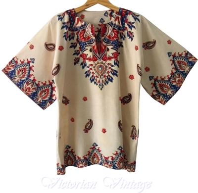 เสื้อ Dashiki ( Made In Pakistan )