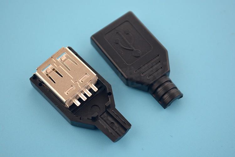 หัว USB ตัวเมีย