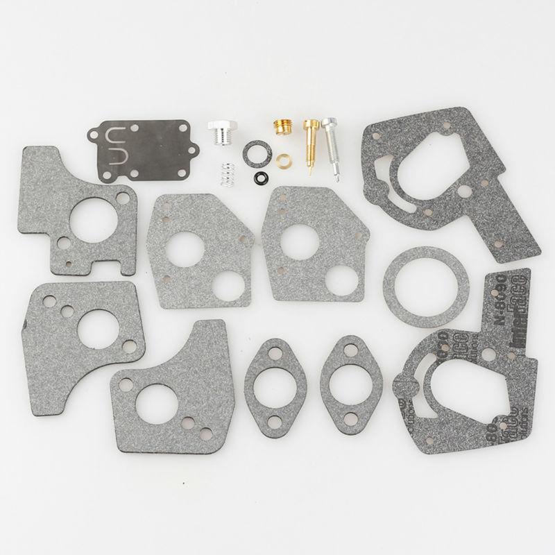 Briggs & Stratton 495606 Carburetor Overhaul Kit For Lawn Mower 80200 81200 82200 133200 11140 Rotary