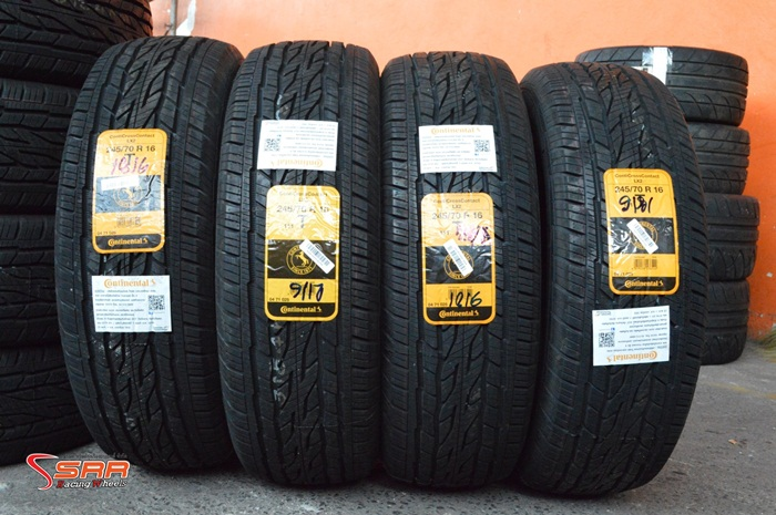 Continental ContiCrossContact LX2 245/70R16