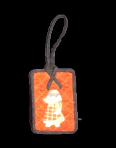 กระเป๋าโทรศัพท์ควิลท์ (ผ้าต่างประเทศ)