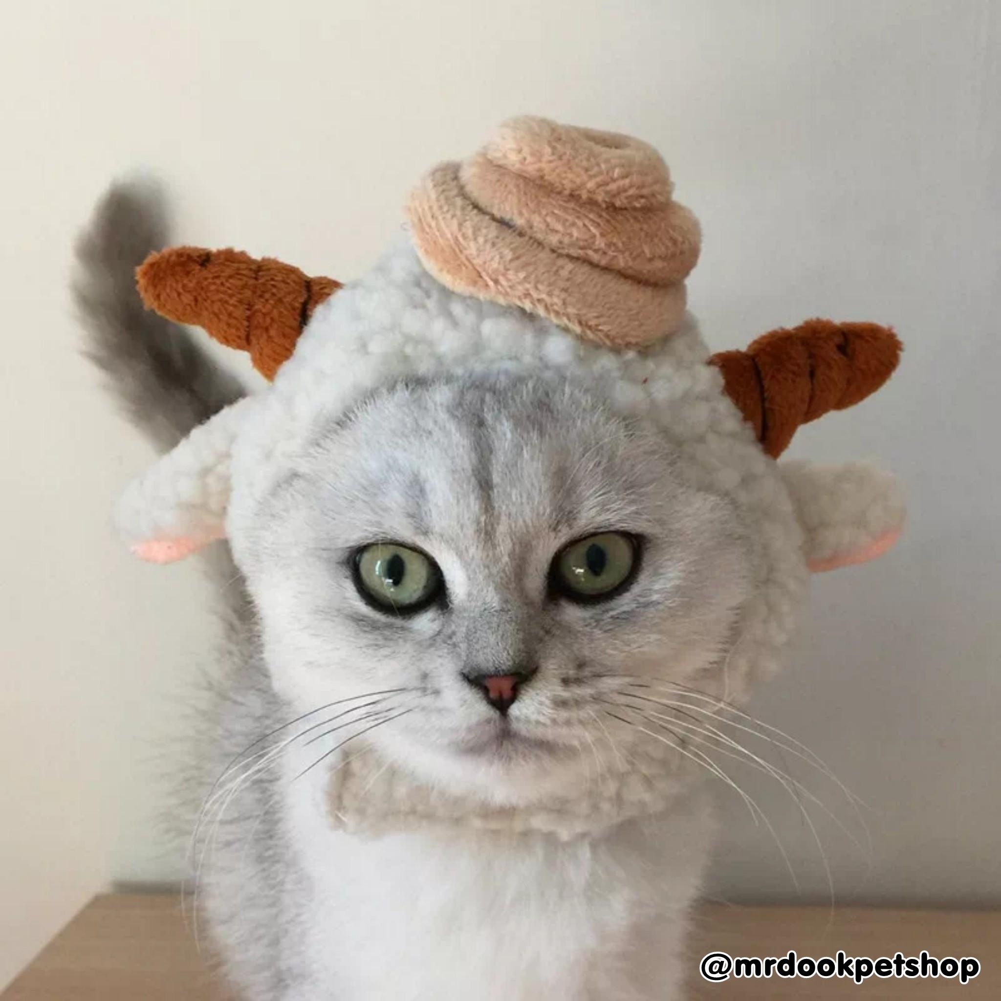 หมวกแพะ