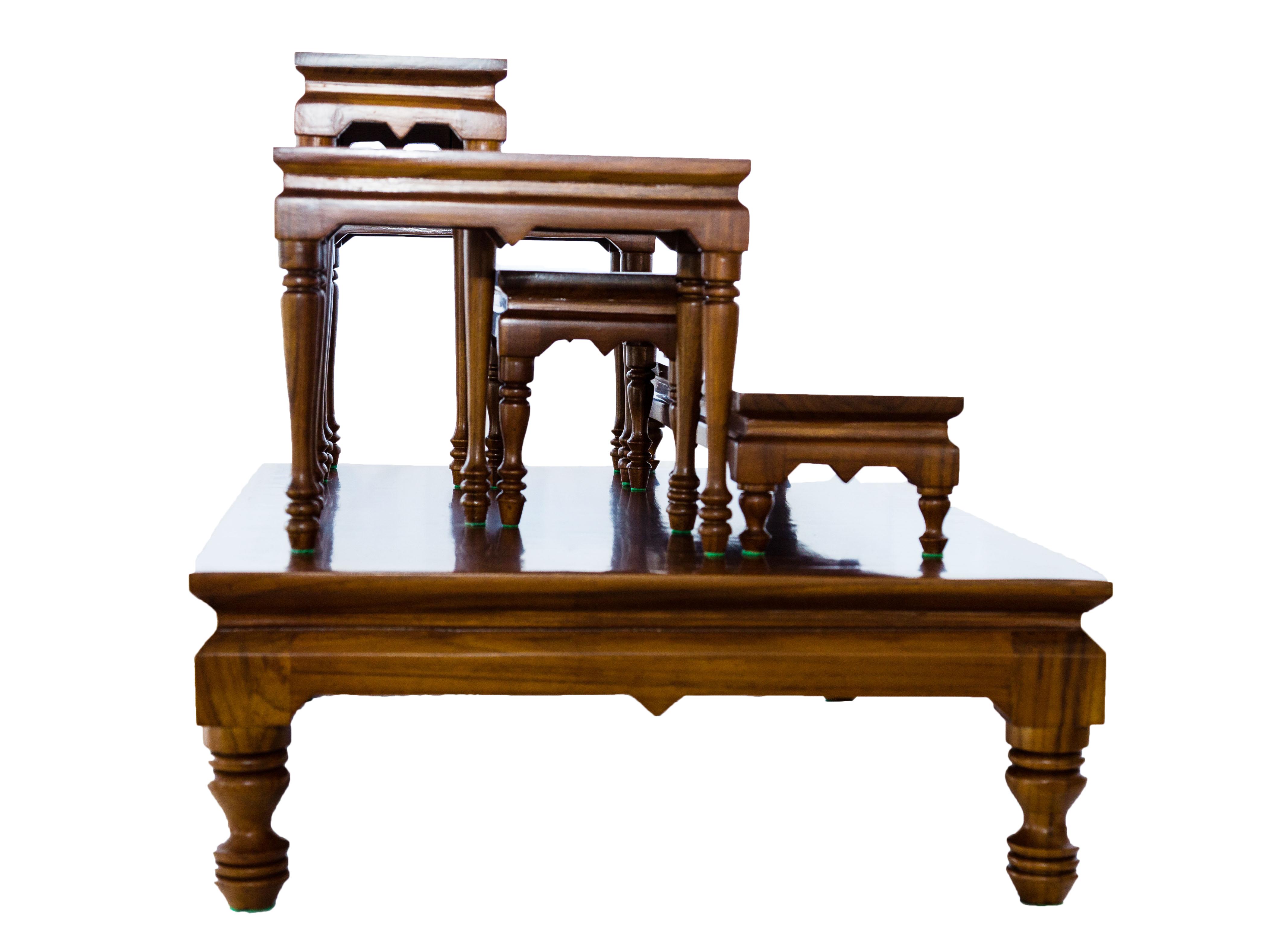 โต๊ะหมู่บูชาหมู่ 5