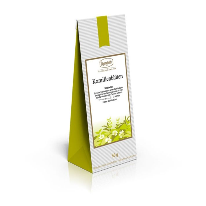 Ronnefeldt Loose Tea - Chamomile 50g