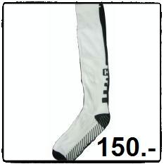 ถุงเท้ากันลื่น ยาว (สีขาว)