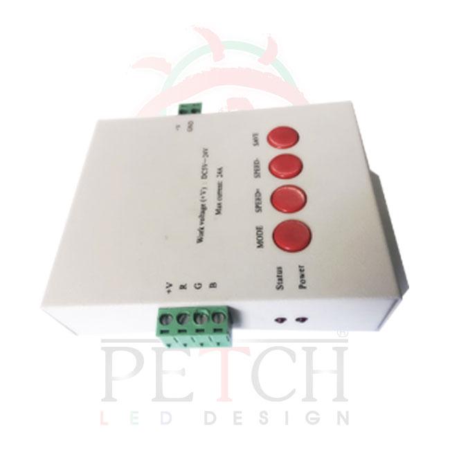 Controller RGB ไม่ต้องเซตค่า ใช้งานได้เลย สำหรับงานป้าย - เหมาะกับ ทำป้าย ทุกชนิด