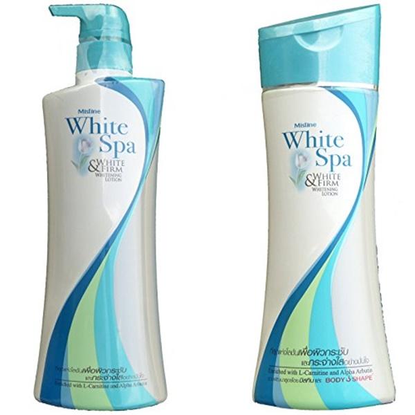 Mistine White Spa White and Firm Whitening มิสทีน ไวท์สปา ไวท์ แอนด์ เฟิร์ม ไวท์เทนนิ่ง
