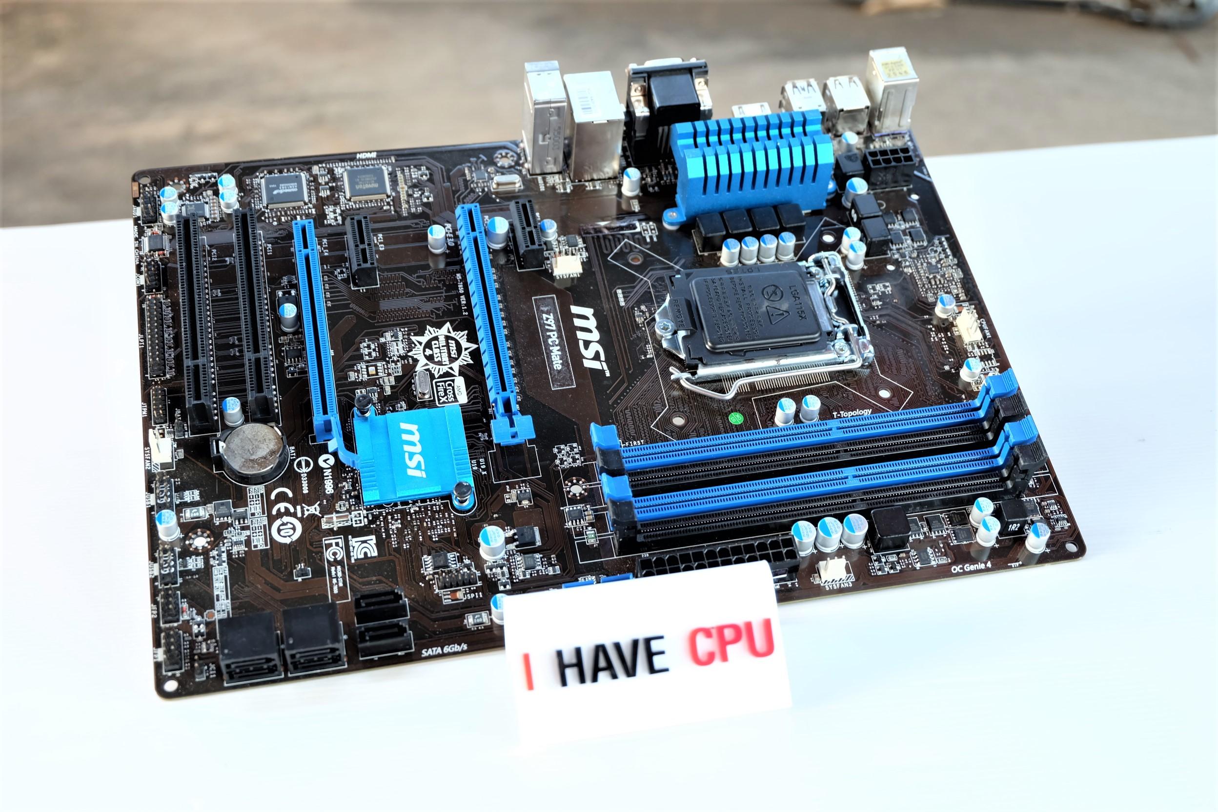 *ของใหม่* 1150 MSI Z97 PC MATE