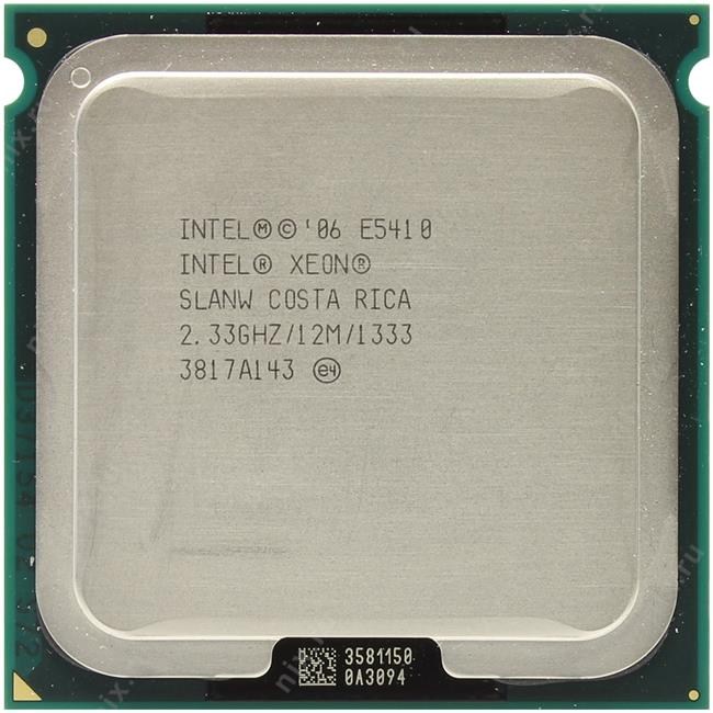 Xeon® Processor E5410