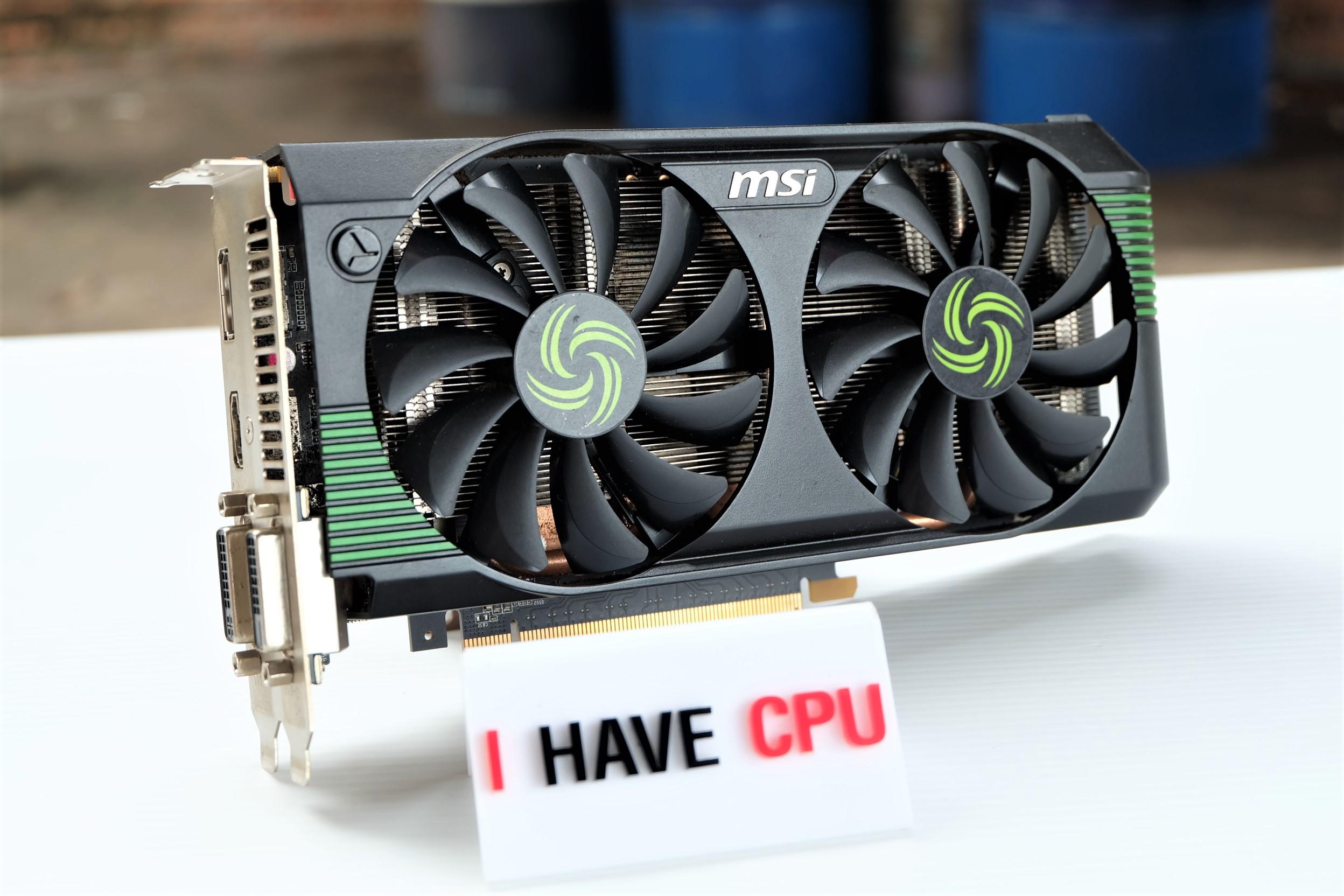 MSI GTX 960 2GB Dual Fan