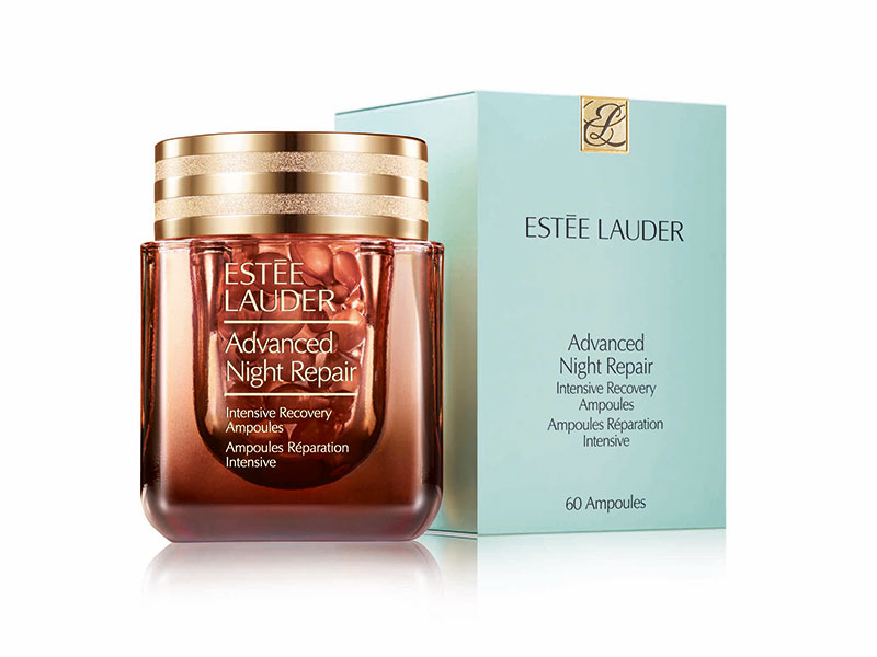 (ลด34%) Estee Lauder Advanced Night Repair Intensive Recovery Ampoules 30ml/60Capsules