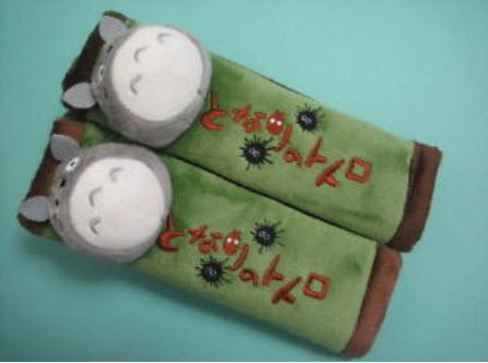ชุดหุ้มเข็มขัดนิรภัย Totoro