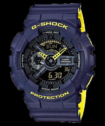 นาฬิกา CASIO G-SHOCK รุ่น GA-110LN-2A ของแท้ รับประกัน 1 ปี