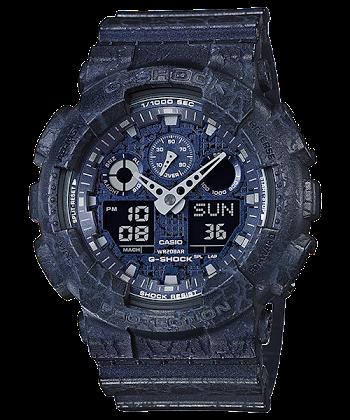 นาฬิกา CASIO G-SHOCK รุ่น GA-100CG-2A ของแท้ รับประกัน 1 ปี