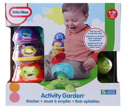 Little Tikes Activity Garden Stacker ของแท้พร้อมส่ง ส่งฟรี