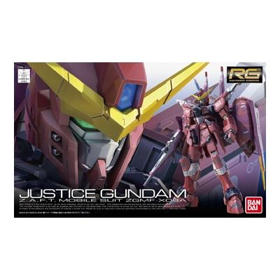 RG09 1/144 ZGMF-X09A Justice Gundam
