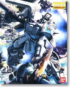 MS-06R-1A Zaku (MG) (Gundam Model Kits)