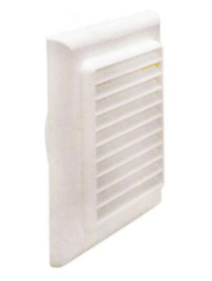 ปล่องระบายอากาศ DOMUS BE-F100 WH