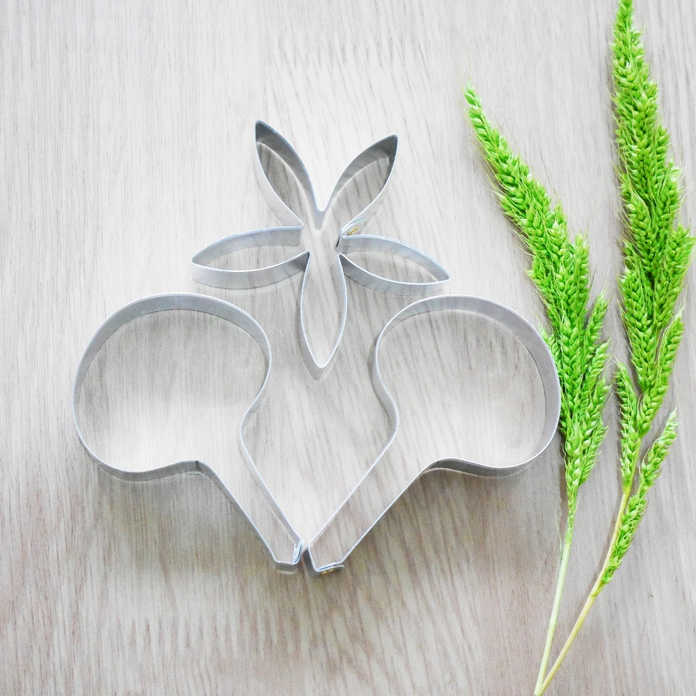 พิมพ์ตัด ดอกหางนกยูง