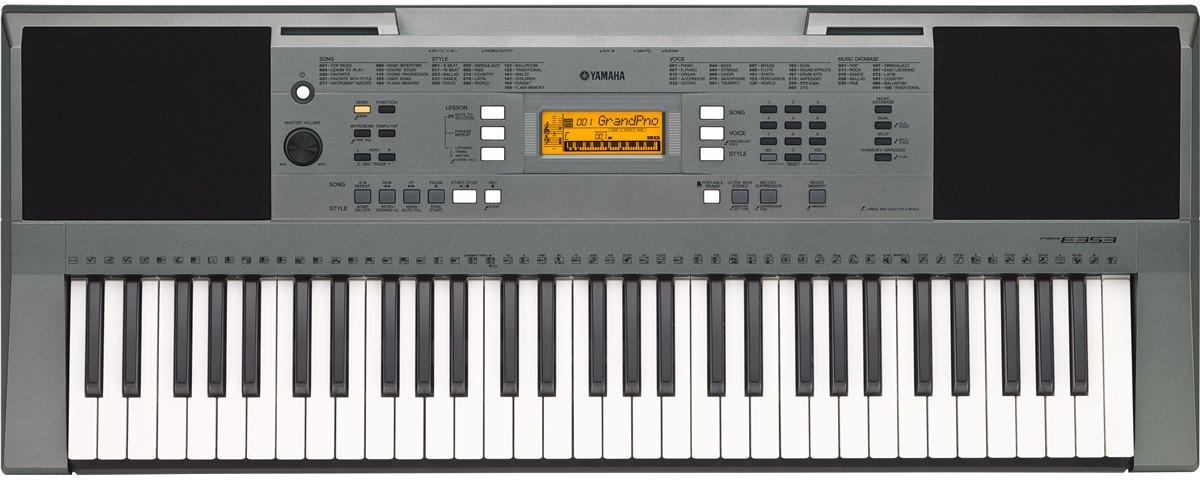 คีย์บอร์ด Keyboard Yamaha PSR E353