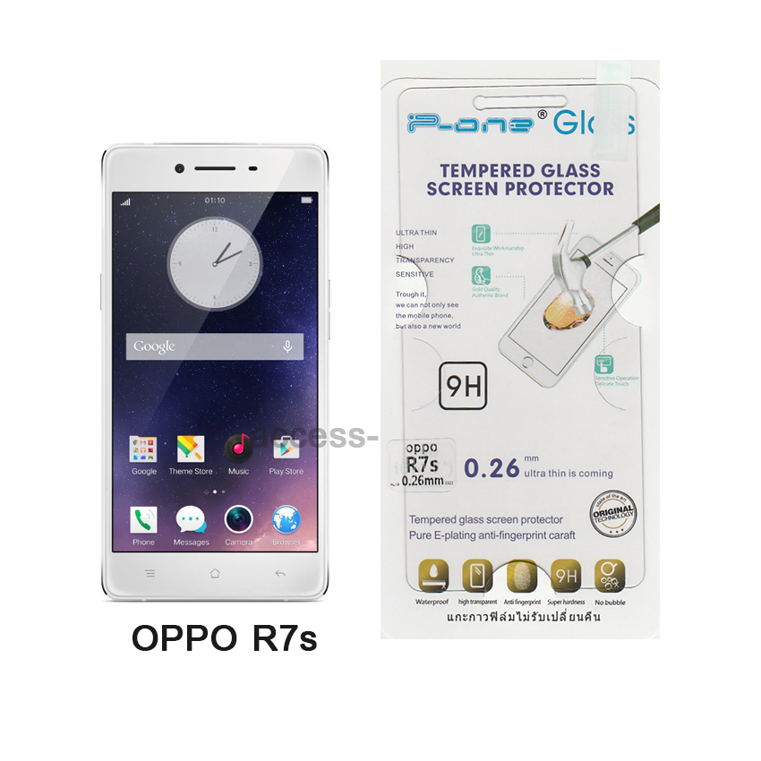P-one ฟิล์มกระจก OPPO R7s