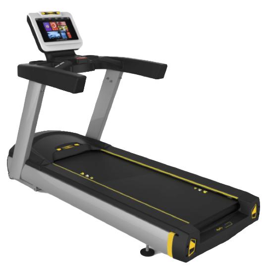ลู่วิ่งไฟฟ้า : Body Strong JB906 - 5 HP (AC)