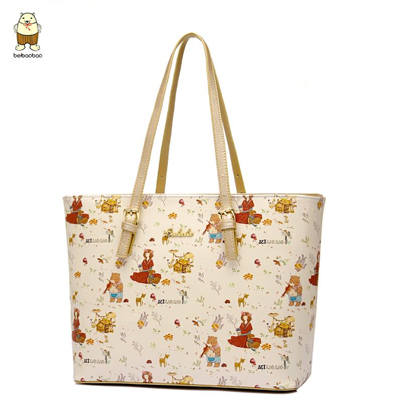 กระเป๋าทรงช๊อปปิ้ง แบรนด์ Beibaobao แท้ 💯%