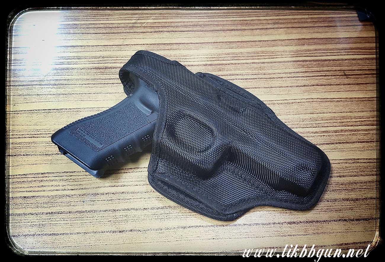 ซองปืนผ้าขึ้นรูปสำหรับปืนสั้น ตระกูล Glock ยี่ห้อ