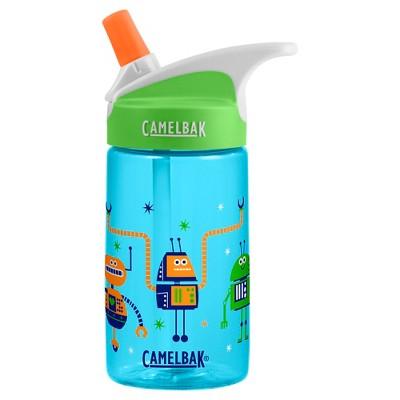 กระติกน้ำเด็ก ยอดนิยม CamelBak eddy Kids .4L Water Bottle ลายโรบอท
