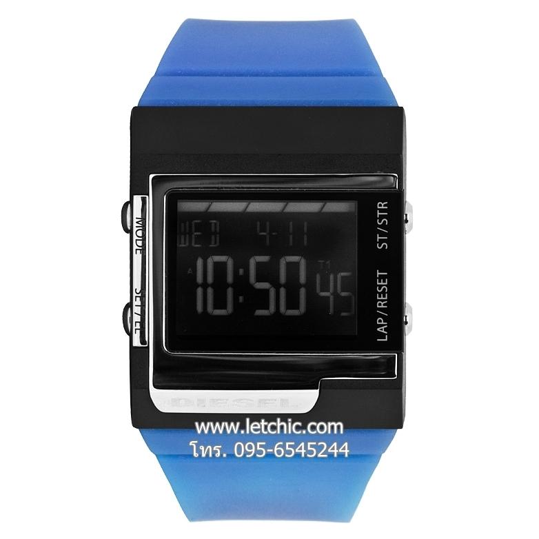 นาฬิกา Diesel รุ่น DZ7211 Thermal Pu (Blue To Light Blue) ของแท้ ประกันศูนย์ไทย 2 ปี ส่งพร้อมกล่อง และใบรับประกัน