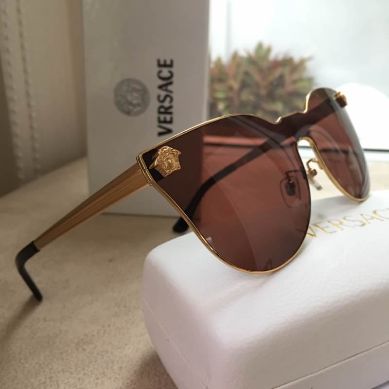 7ec0c613275 Sunglasses Ve2120 Ps  แว่นกันแดด Hiend Cateye Versace PFqEP
