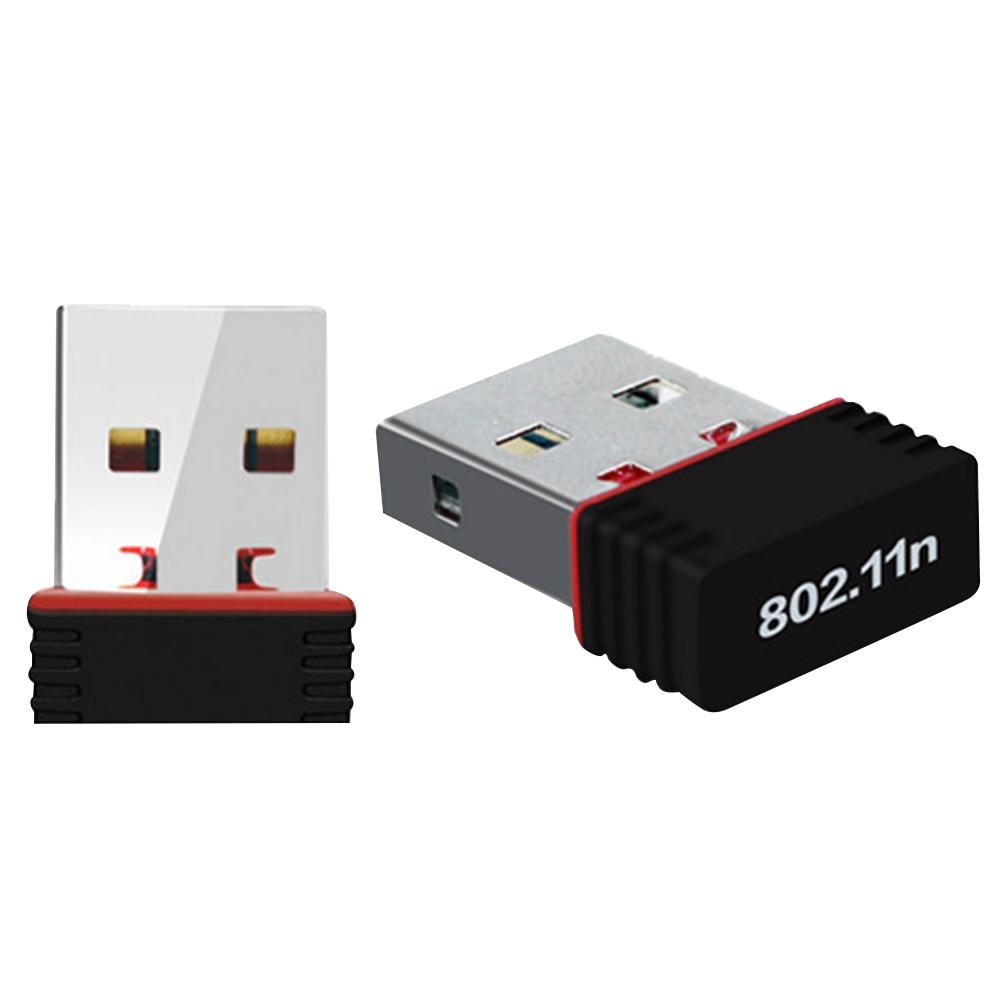 USB Wifi 150Mbps อุปกรณ์รับส่งไวไฟให้คอมพิวเตอร์รับสัญญาณไวไฟได้