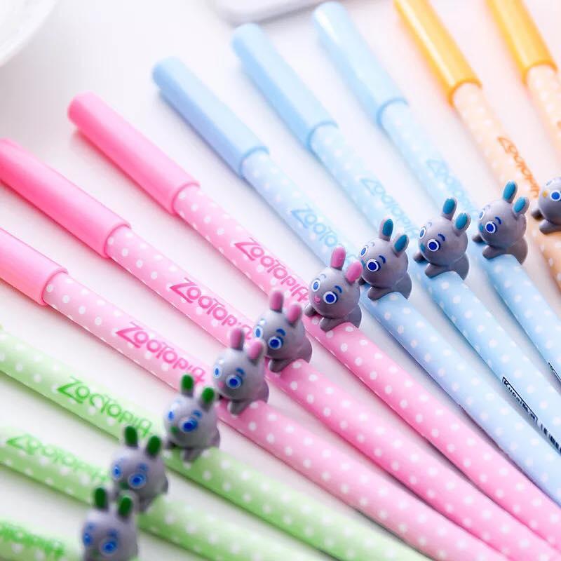 ปากกา zootopia