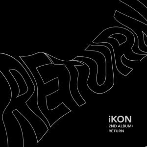 iKON - Album Vol.2 [Return] (Black Ver.)