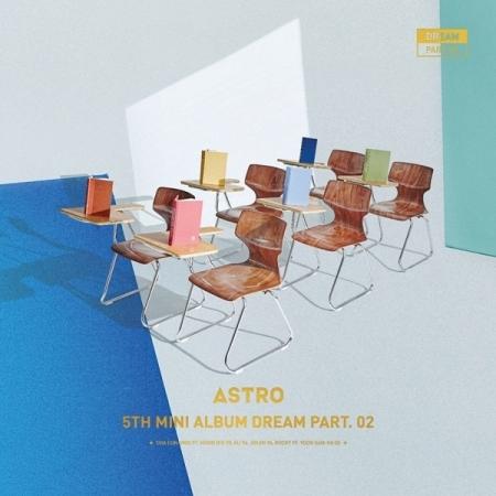 ASTRO - Mini Album Vol.5 [Dream Part.02] (Wish ver.)