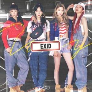 Exid - Single Album - DO IT TOMORROW