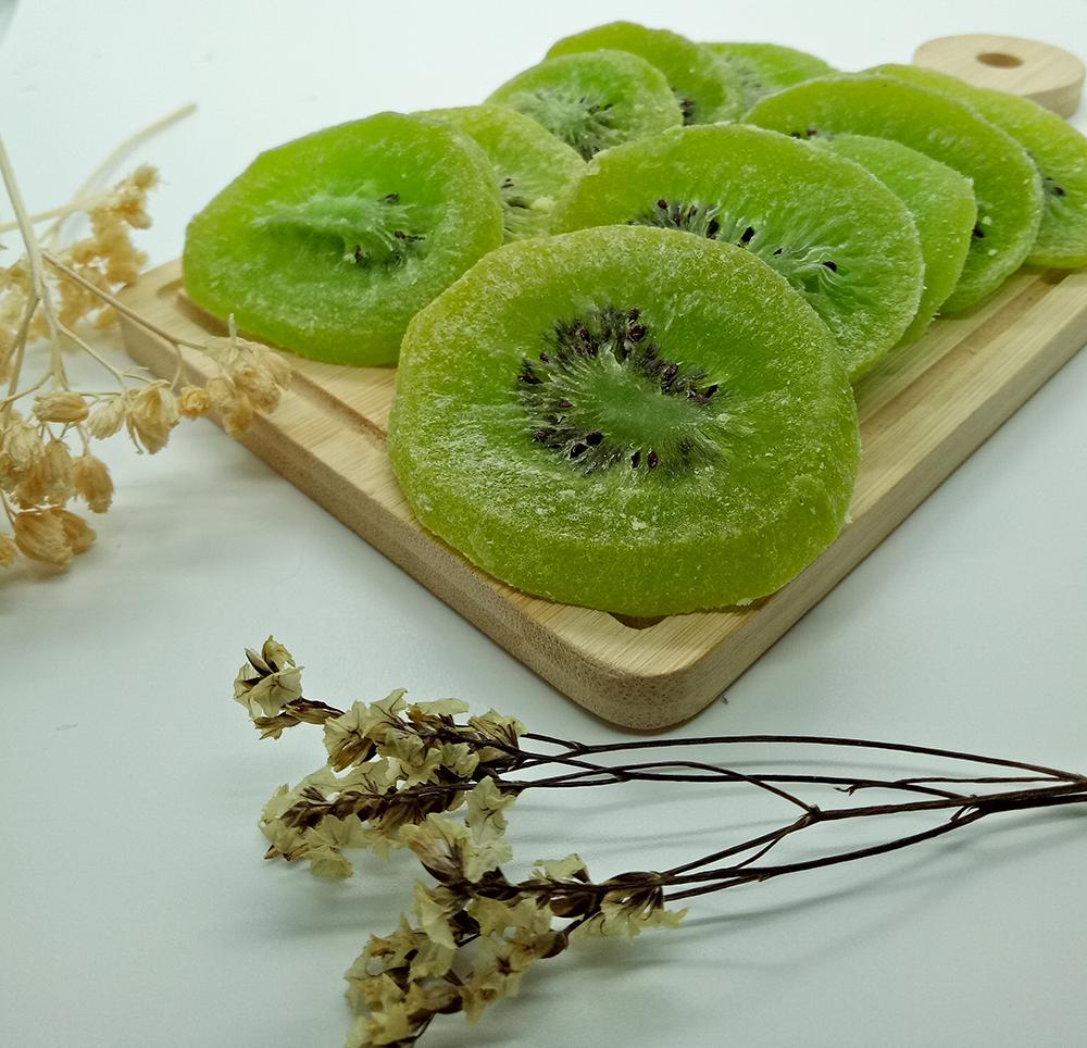กีวีอบแห้ง (Dried Kiwi)